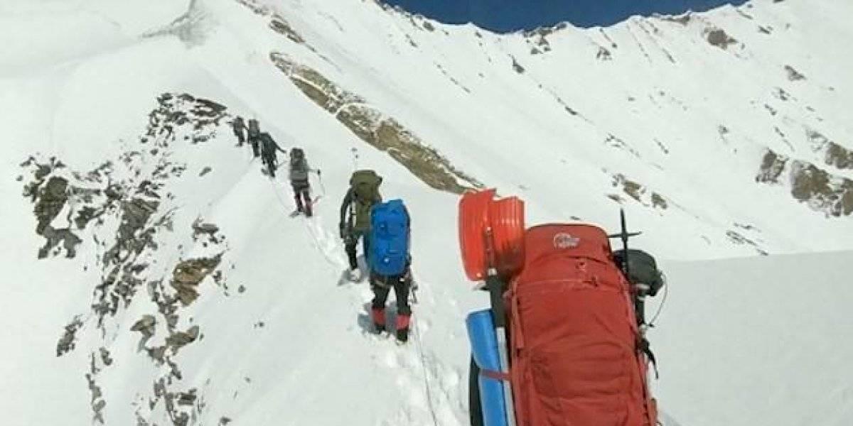 Encontram último vídeo de alpinistas mortos por avalanche no Himalaia