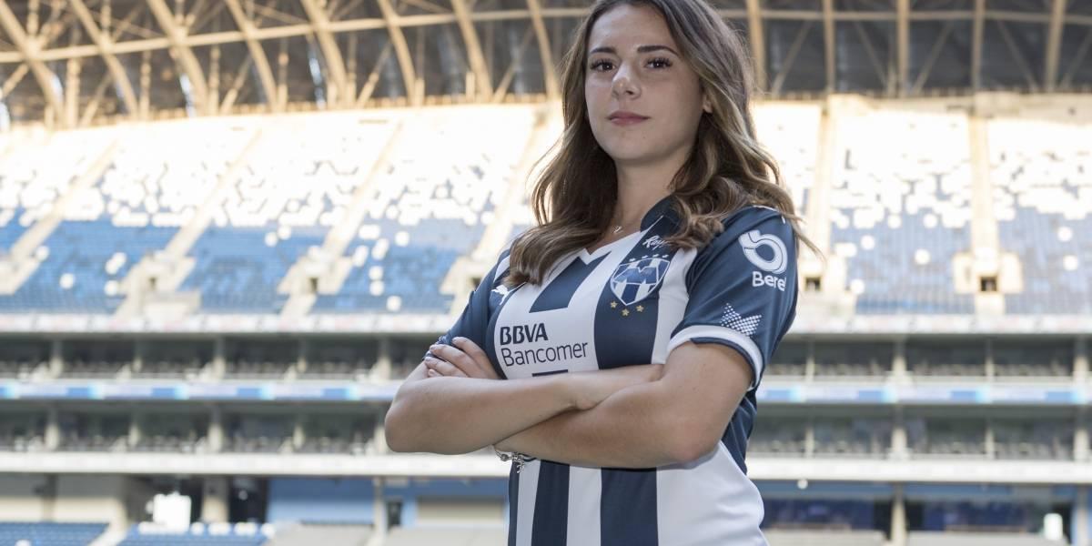Pamela Verdirame queda fuera de Rayadas