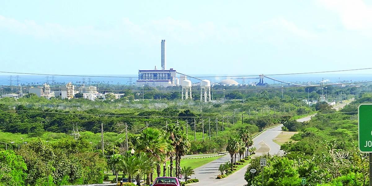 Someten proyecto para cerrar planta de carbón en Guayama en el 2022