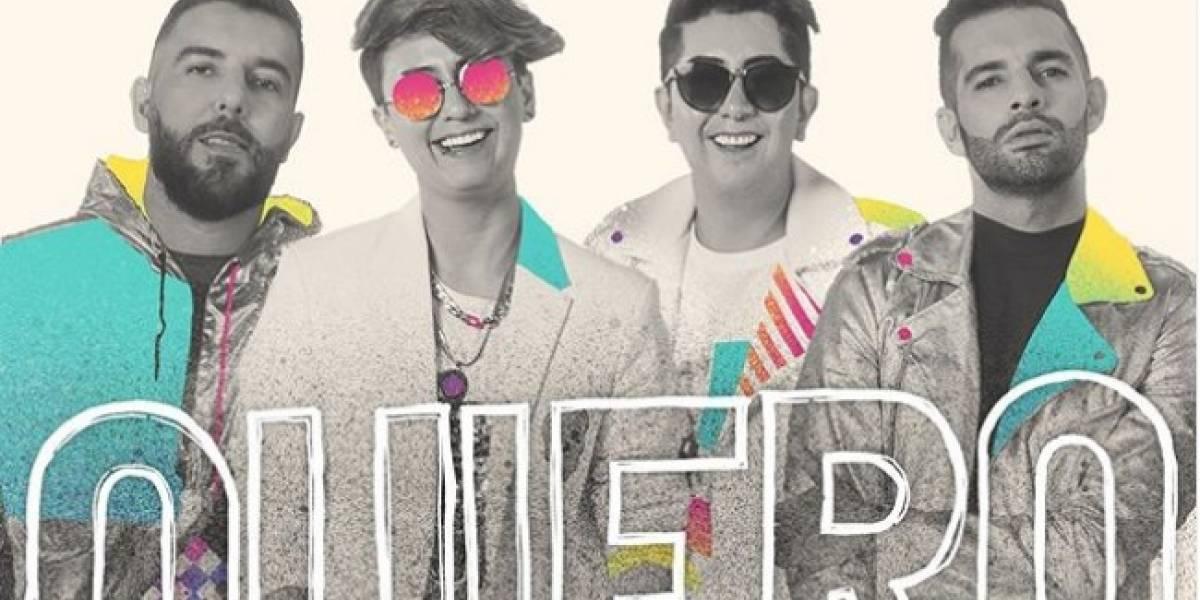 4AM y Alkilados unieron talento con su nuevo éxito 'Quiero'