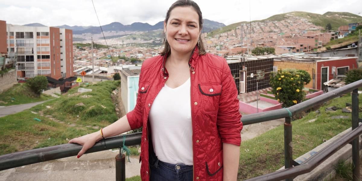 Ángela Garzón: la carta del Centro Democrático para la Alcaldía de Bogotá
