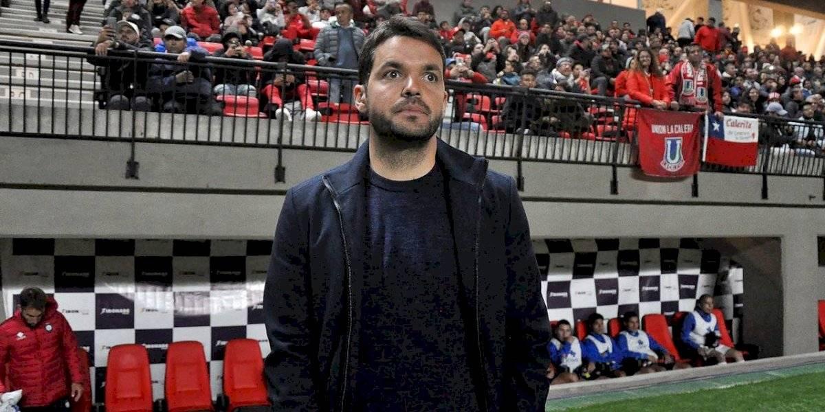 Huachipato anuncia la salida de su técnico Nicolás Larcamón tras eliminación de Copa Chile