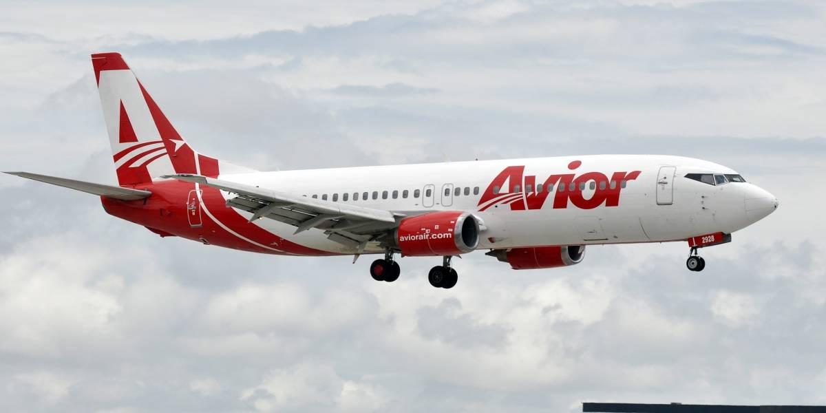 Avior Airlines inaugura vuelo directo entre Caracas y Santo Domingo