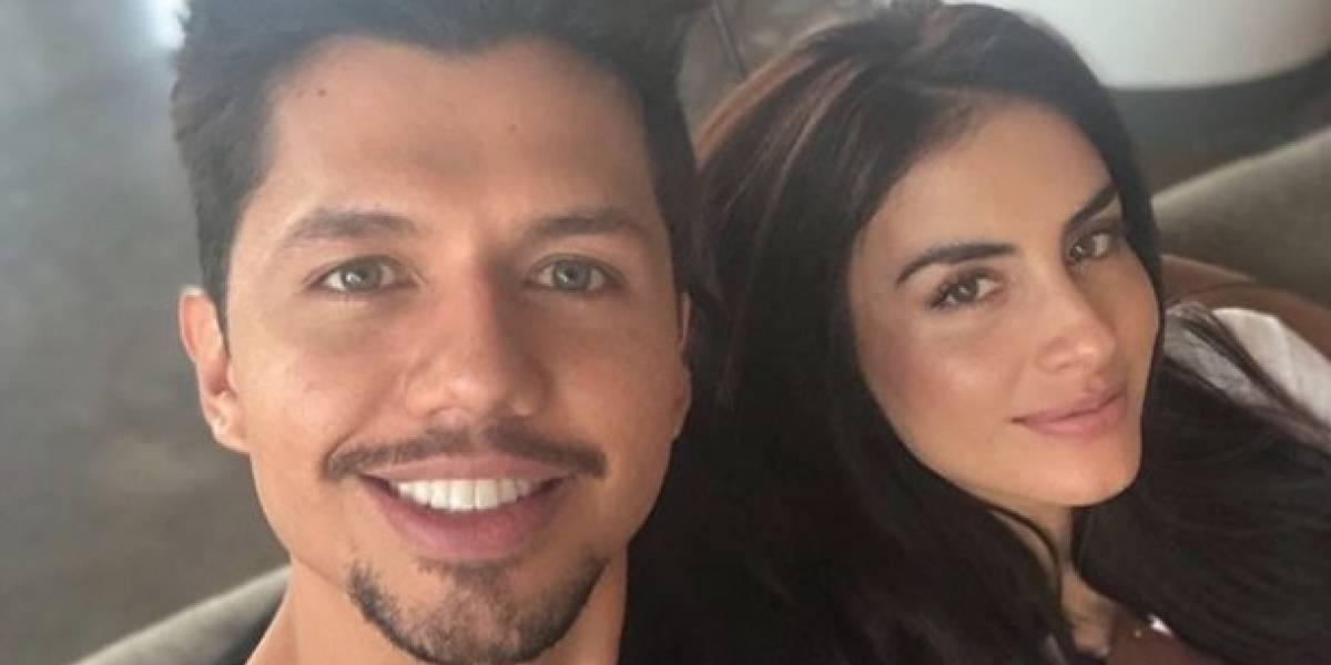 La polémica foto de Jéssica Cediel con su novio que subió a redes y luego borró