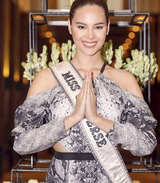 Catriona Gray, Miss Universo Instagram