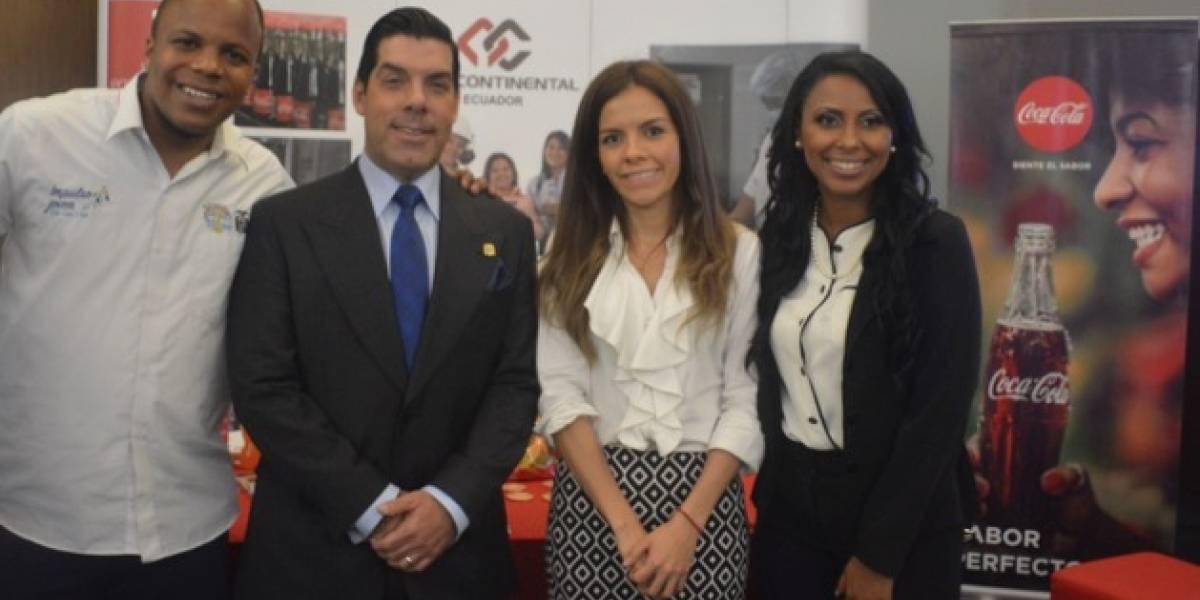 Arca Continental impulsa programa de empleo joven en el Ecuador