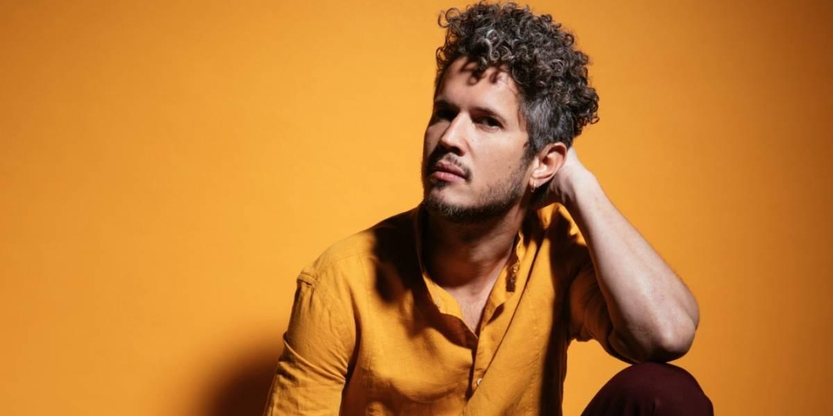 """""""Sentí el llamado a abrazar de frente el merengue"""": Vicente García"""
