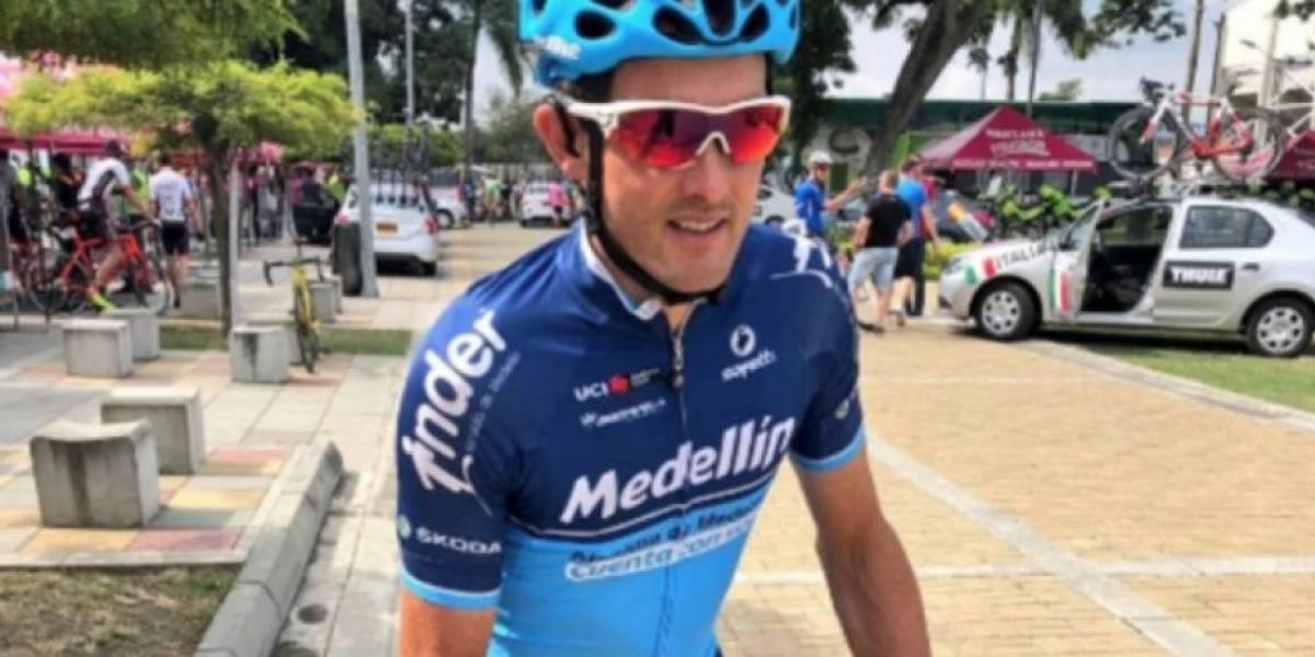 Extinguen bienes a la banda que le hurtó la bicicleta a Óscar Sevilla