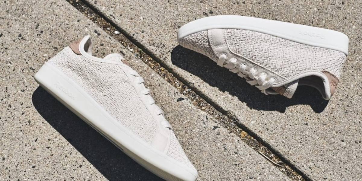 Reebok lanza su primer calzado a base de materiales sostenibles