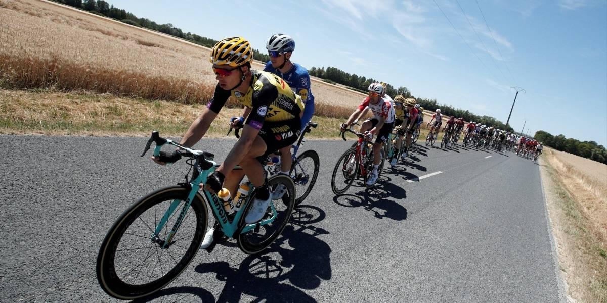 Etapa 5: comienza a asomarse la montaña en el Tour de Francia