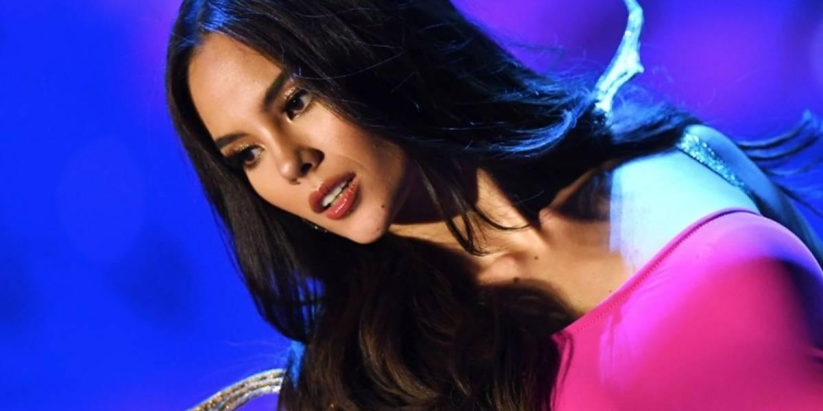 A la Miss Universo, Catriona Gray, la critican por supuesto aumento de peso