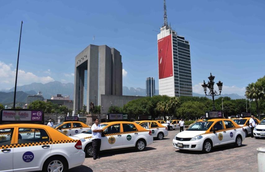 Uber Nuevo Leon