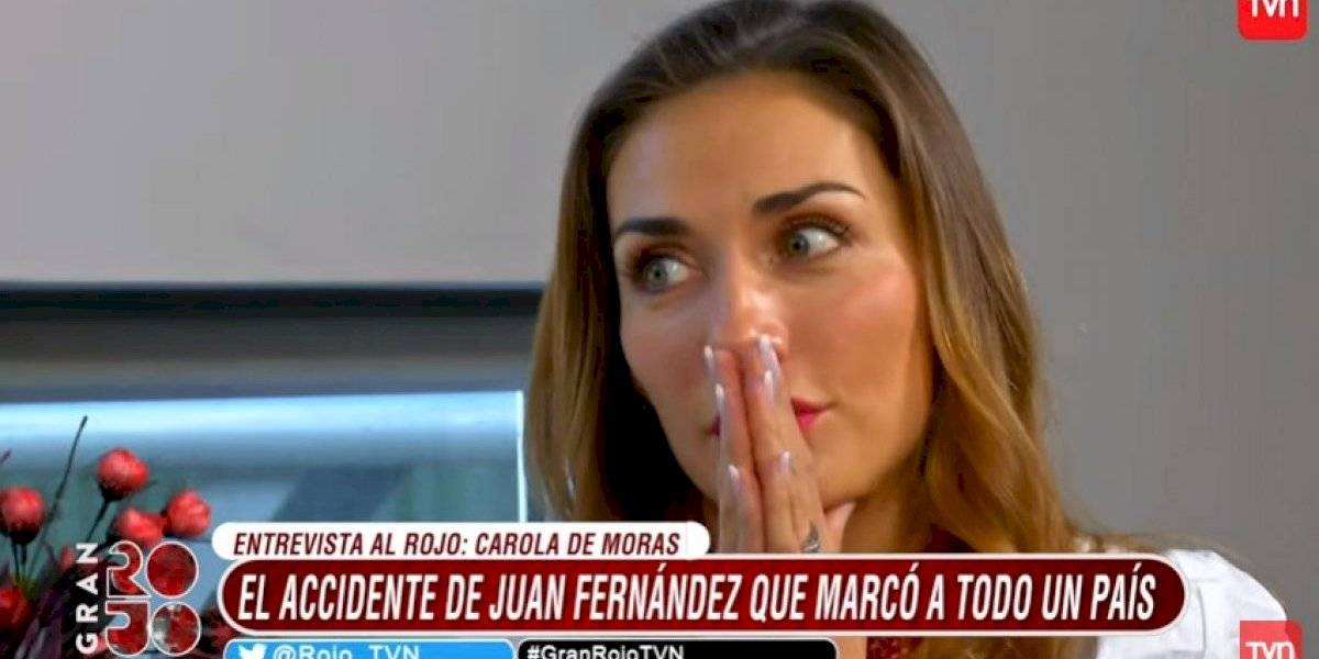 """Carola de Moras tras el accidente en Juan Fernández: """"Me tuve que hacer amiga de la muerte"""""""