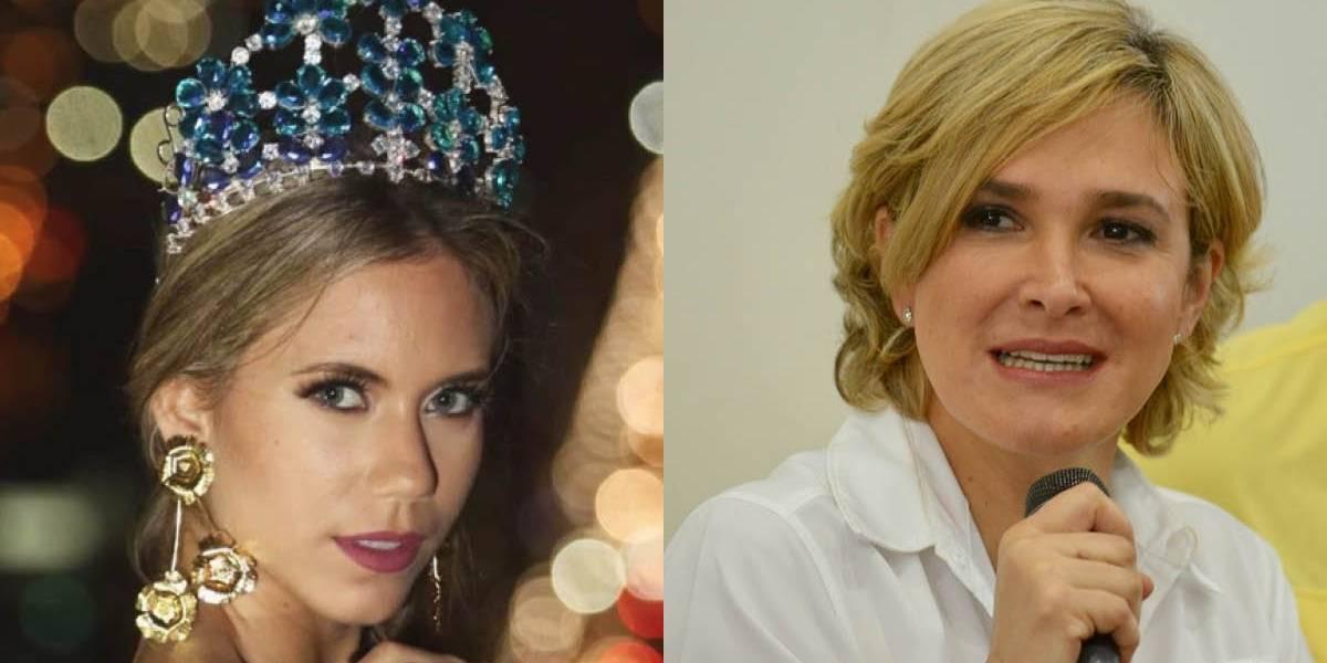 Alcaldesa Cynthia Viteri: Este jueves cambiaremos el reglamento del concurso Reina de Guayaquil