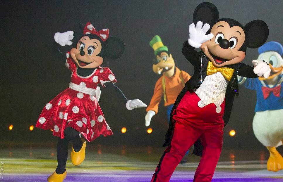 Foto: Facebook Disney on Ice