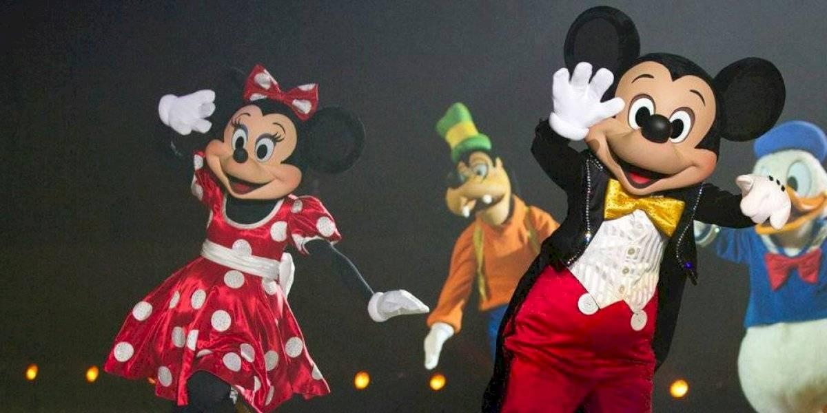 Disney llega con toda su magia al coloso de Reforma
