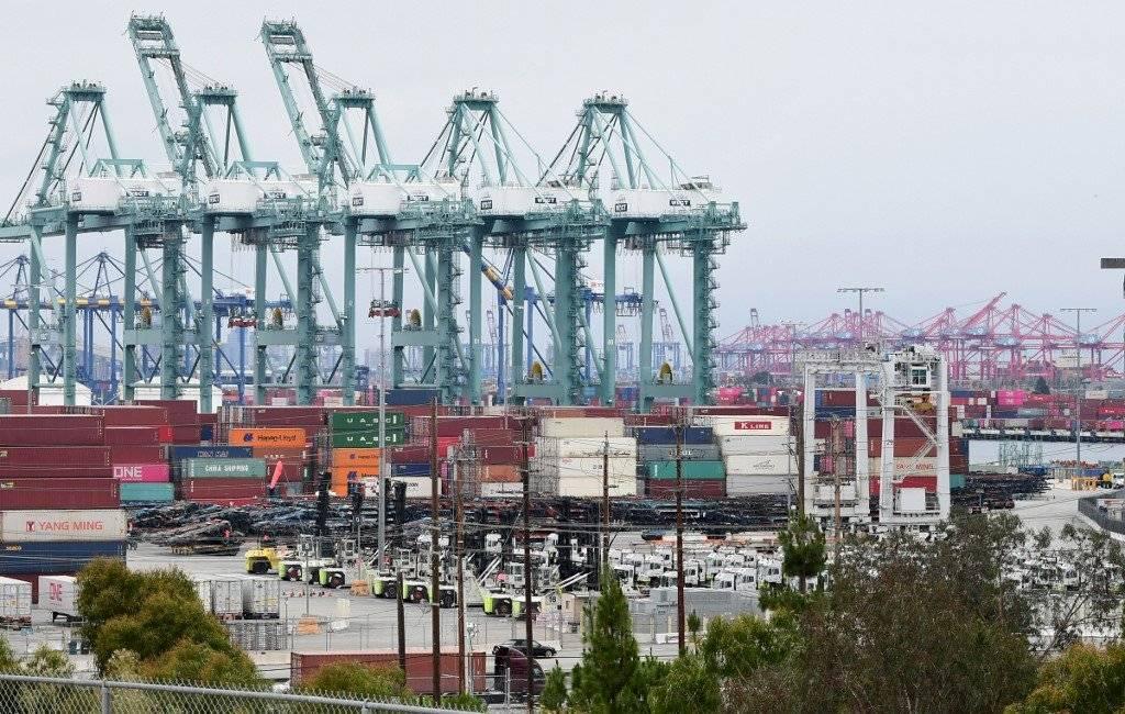 Diálogo comercial entre Estados Unidos y China