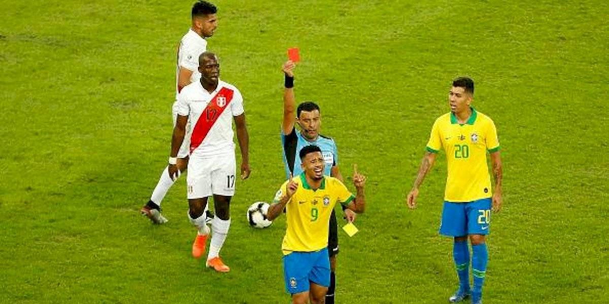 Árbitro que dirigió la final de la Copa América evaluó el uso del VAR