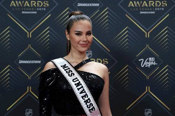 Catriona Gray, Miss Universo Getty Images