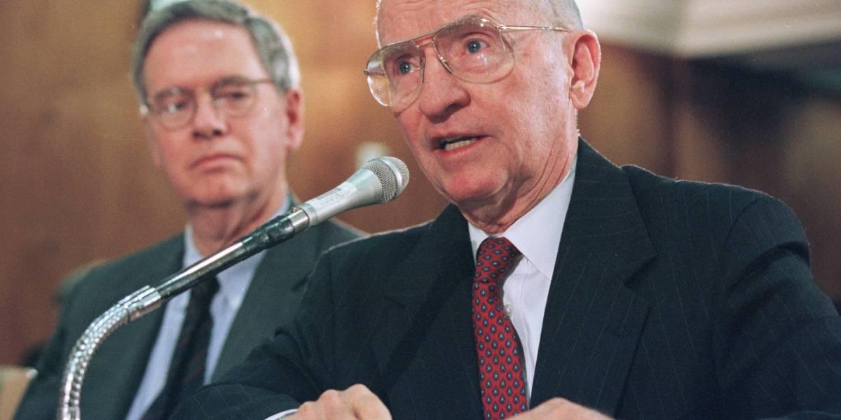 Muere Ross Perot, el millonario que cambió las campañas presidenciales en EU