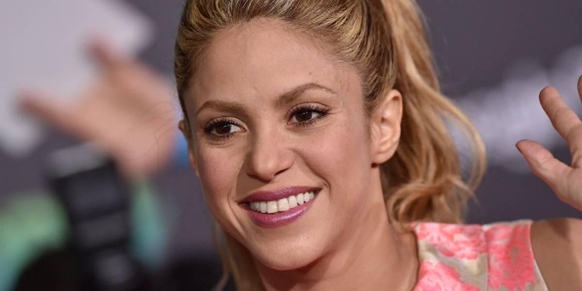 Shakira le dedicó un emotivo mensaje a su exsuegro, el expresidente argentino Fernando de la Rúa