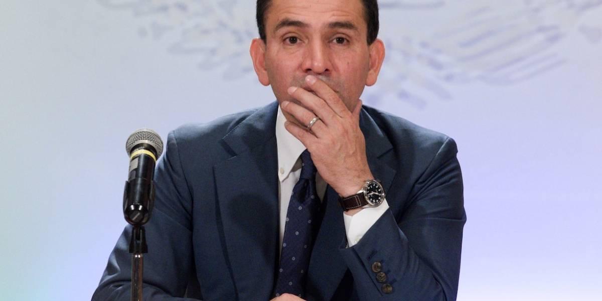 Nuevo secretario de Hacienda recibe un país en fase recesiva