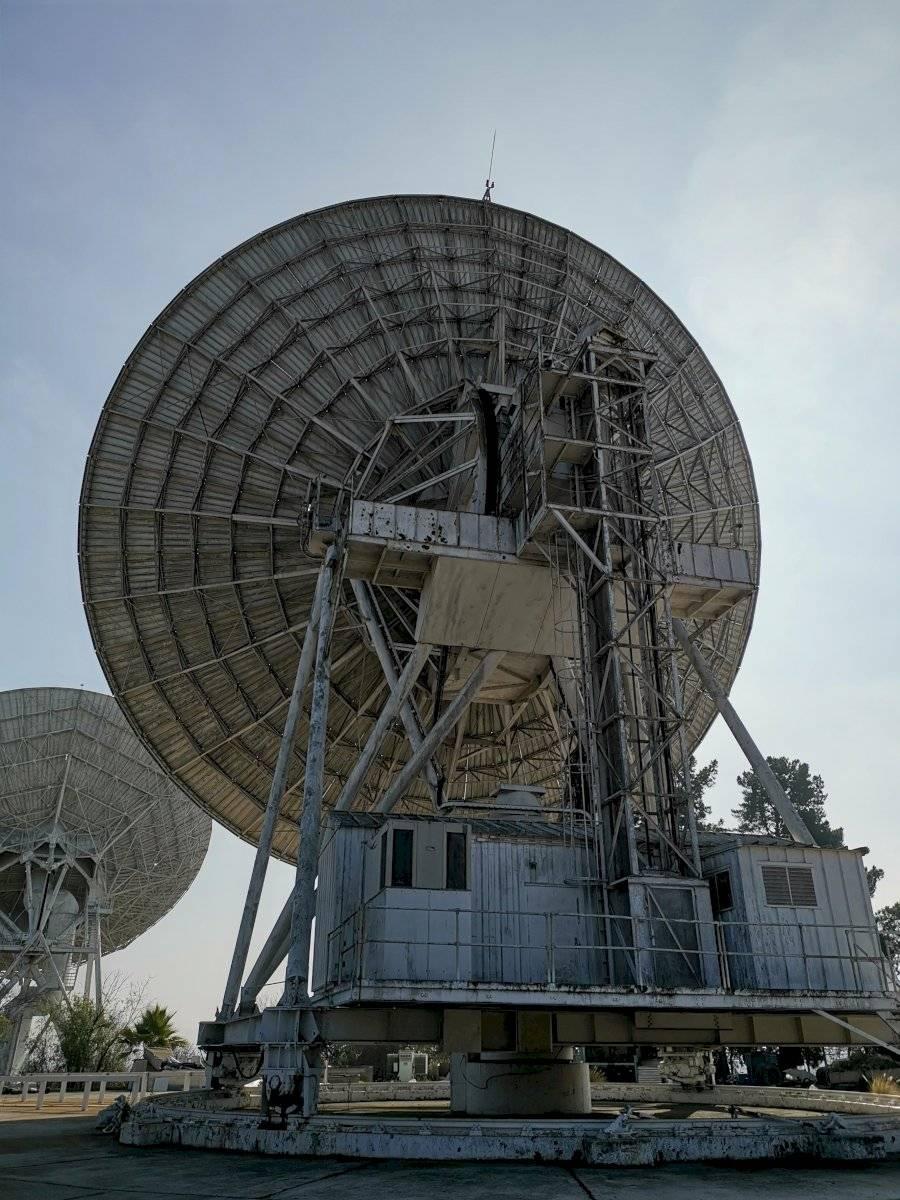 Conoce el lugar donde se realizó la transmisión histórica de la llegada del hombre a la Luna en Chile