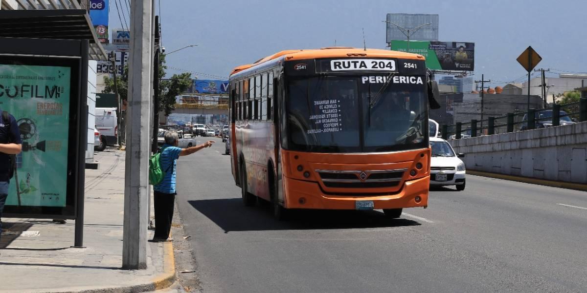Asegura AETyV  que no salen de circulación las rutas 2 y 204