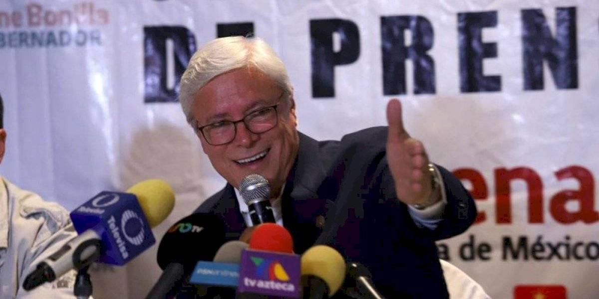 Tribunal electoral confirma que gubernatura de Jaime Bonilla será de 2 años