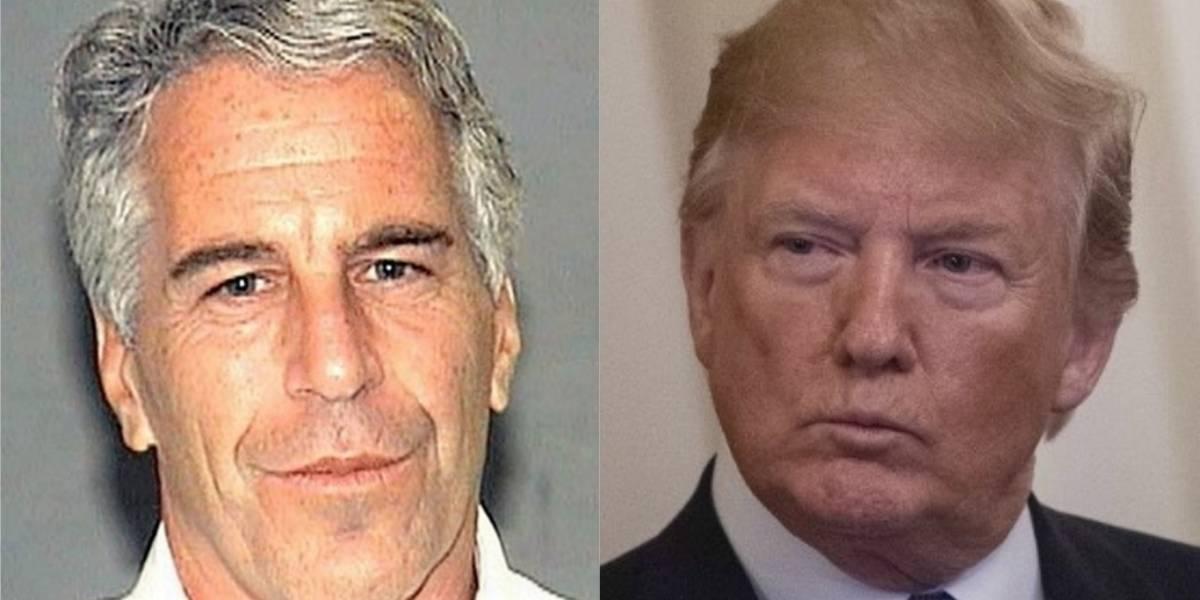 Millonario amigo de Trump, acusado de tráfico sexual de menores