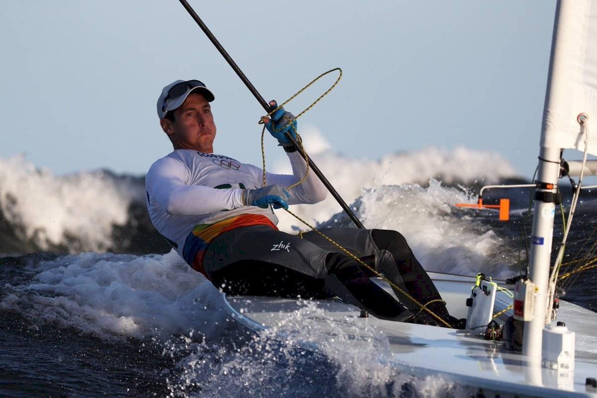 Juan Ignacio Maegli clasifica Juegos Olímpicos