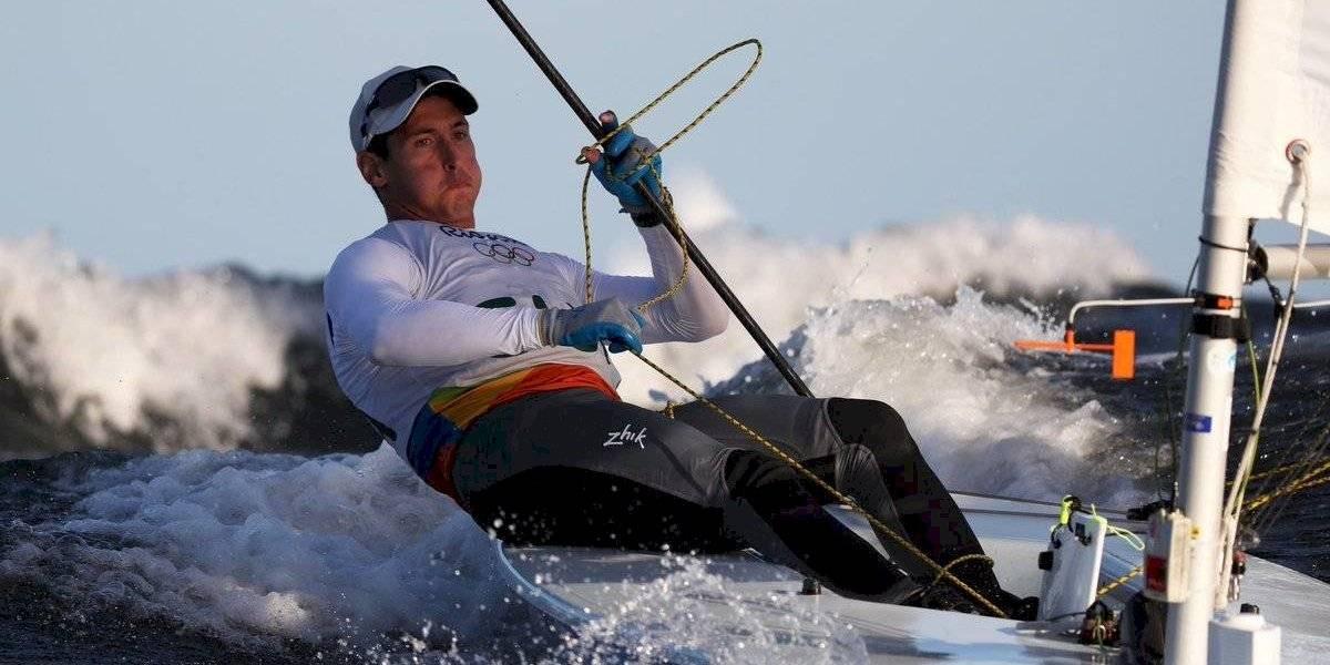 Juan Ignacio Maegli se clasifica a sus cuartos Juegos Olímpicos