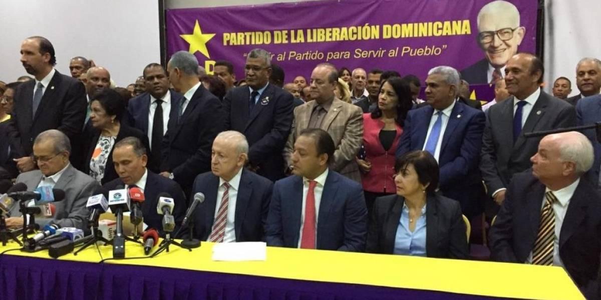 Leonelistas dicen que seguirán en pie de lucha para evitar reforma a la Constitución
