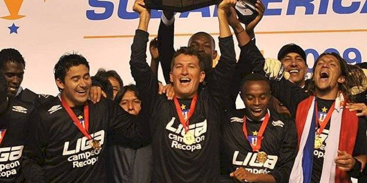 Liga de Quito: 10 años de la Recopa Sudamericana