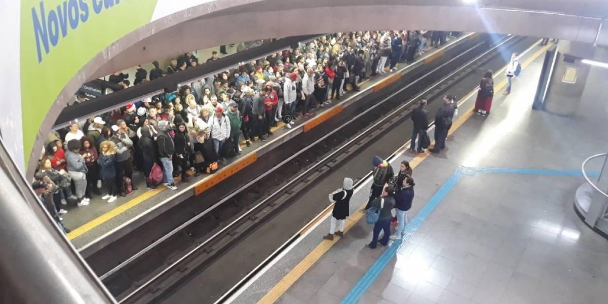 Feriado provoca mudanças no funcionamento do metrô e da CPTM