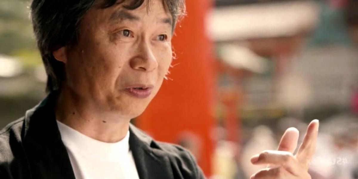 ¿Otro Wii? Shigeru Miyamoto quiere reinventar el control para Nintendo