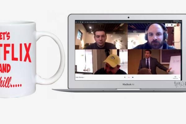 Netflix Hangouts: la extensión de Chrome que te deja ver