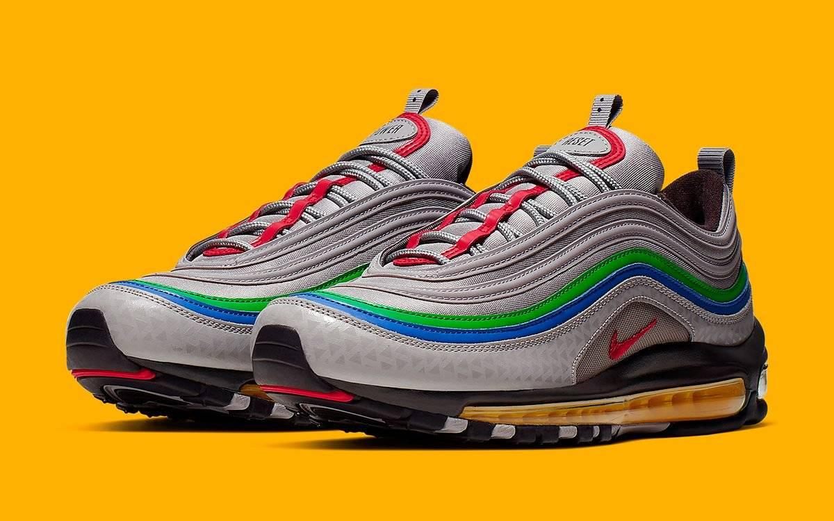 Las Nike Air Max 97 inspiradas en la Nintendo 64 son la nostalgia hecha sneaker