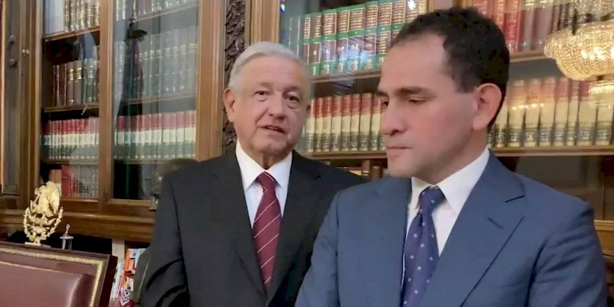 """""""Quería transmitir seriedad"""", asegura Arturo Herrera tras reacción a nombramiento"""