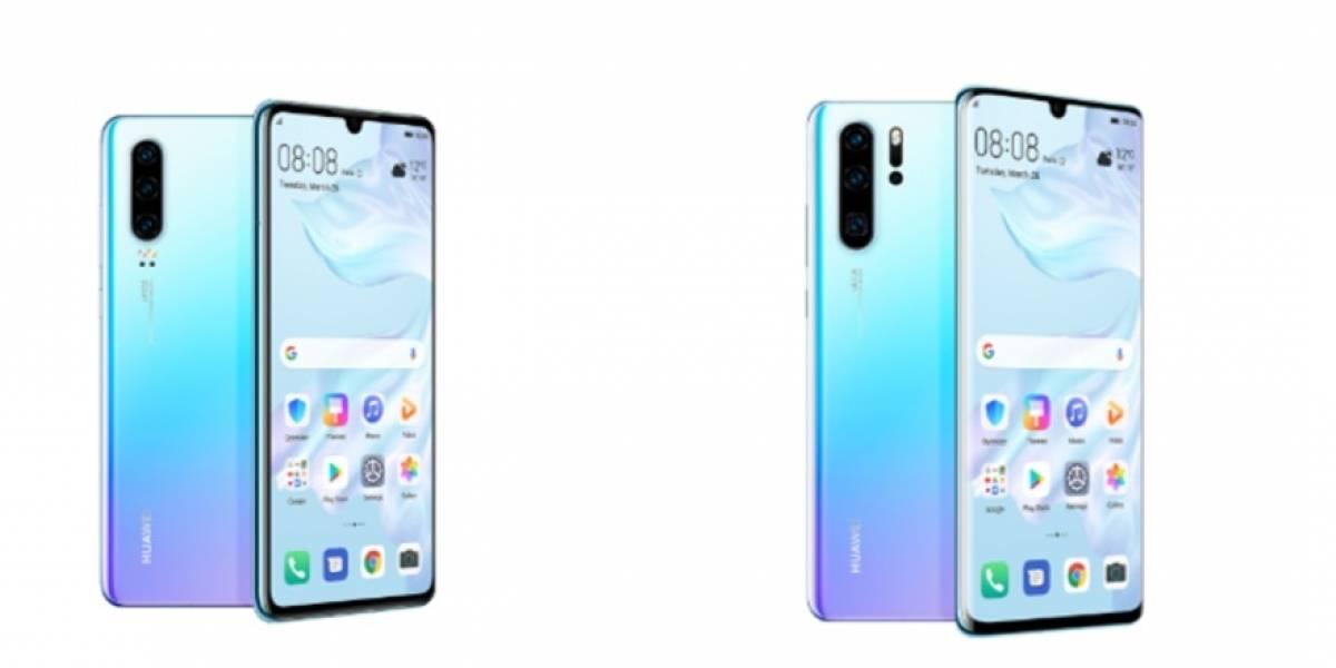 Huawei P30, rompe récords, más de 10 millones de unidades vendidas