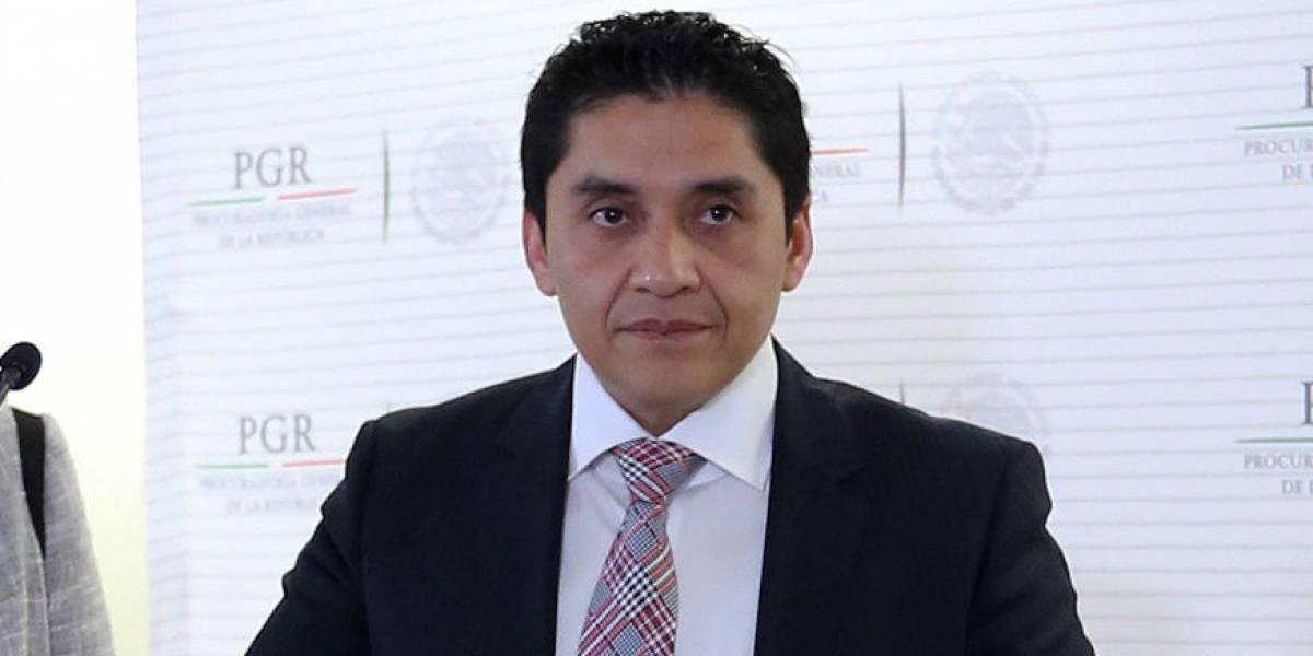 Gualberto Ramírez renuncia a la unidad antisecuestros de la SEIDO