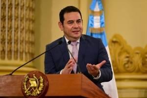 Sandra Torres exige al presidente Jimmy Morales no firmar ningún acuerdo con EE. UU.