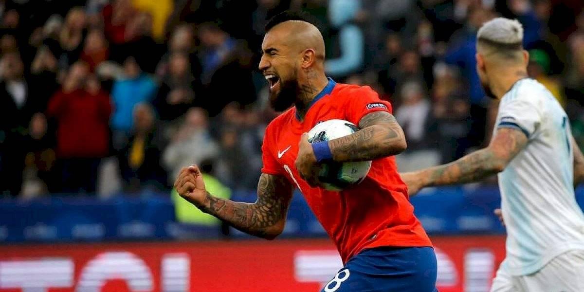 Con Vidal, muchos brasileños y sin Messi: El equipo ideal de la Copa América elegido por Conmebol