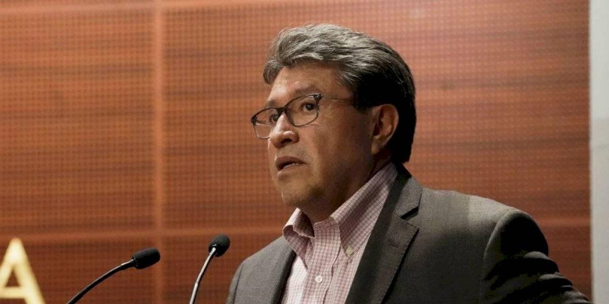 #PolíticaConfidencial Ricardo Monreal mantiene compromiso con la 4T