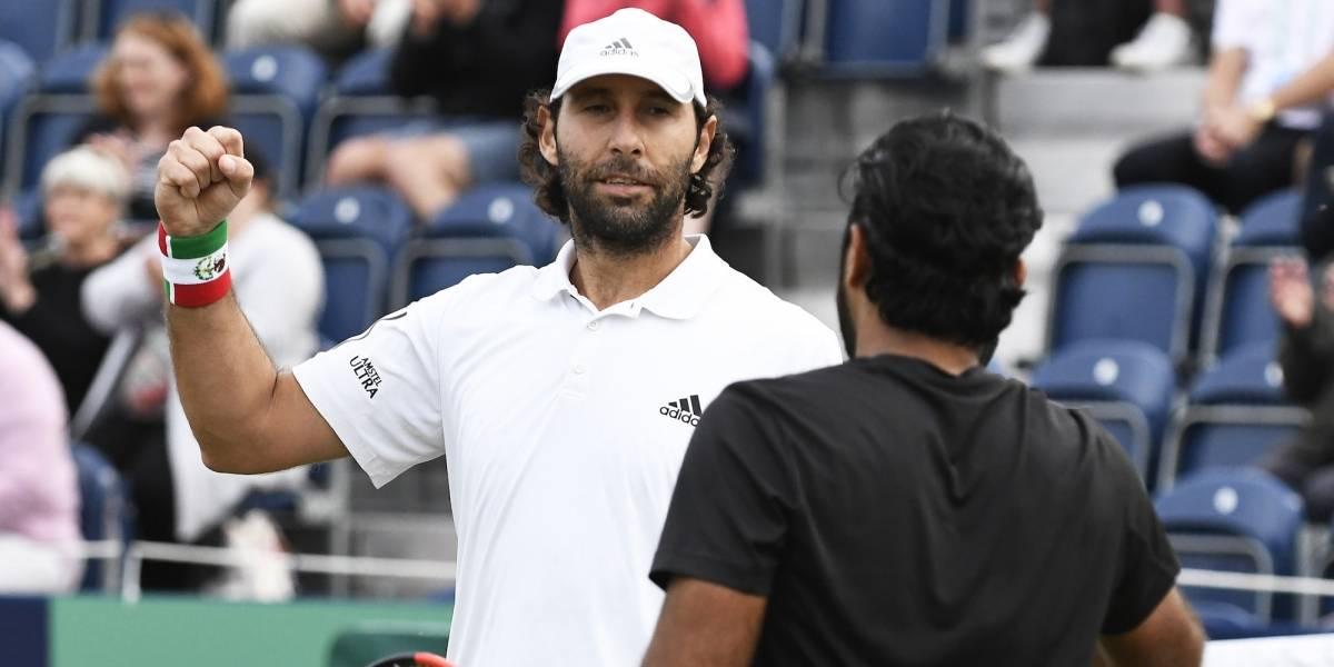 Mexicano Santiago González queda eliminado de Wimbledon