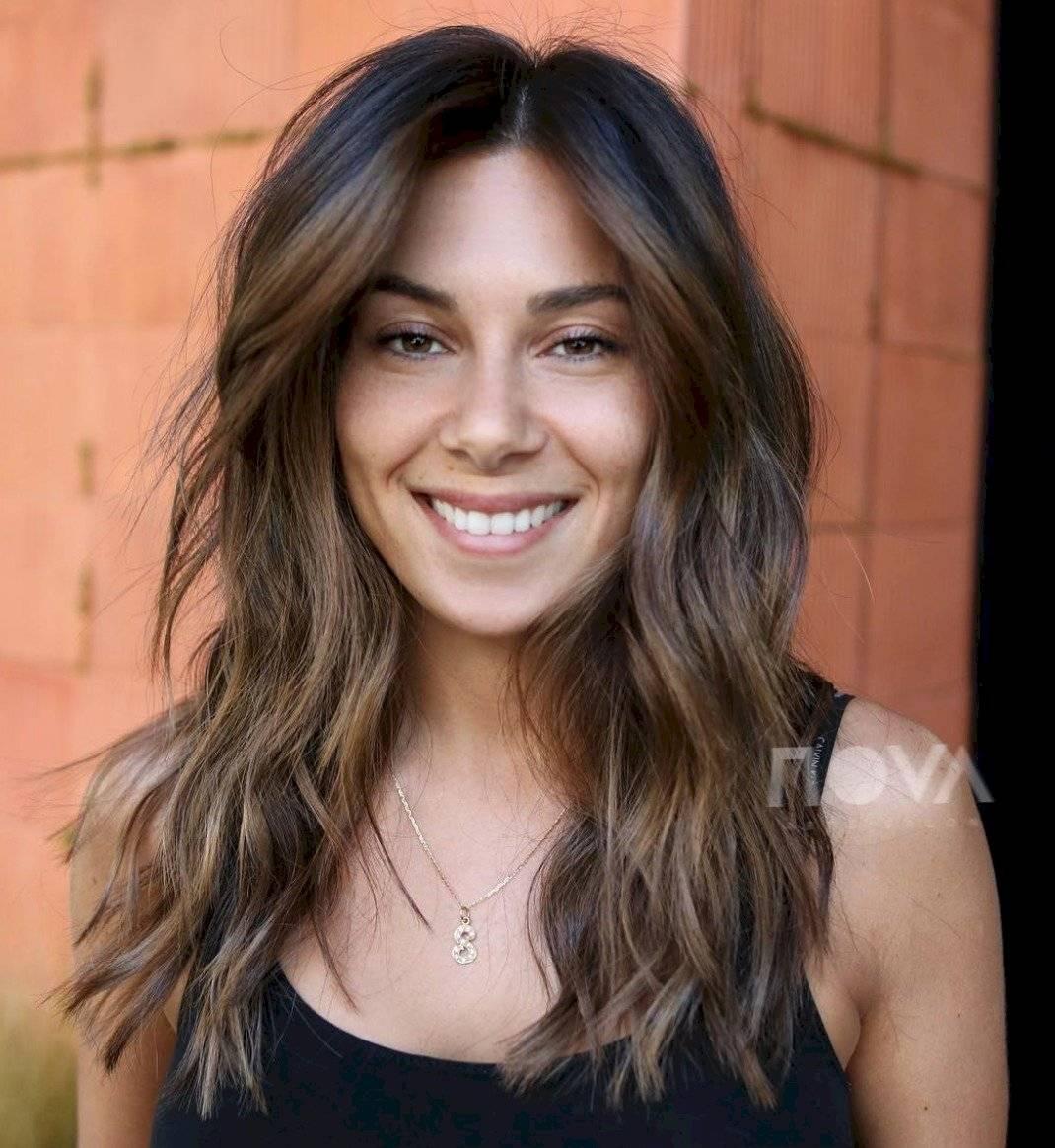 tonos de cabello para morenas 2019