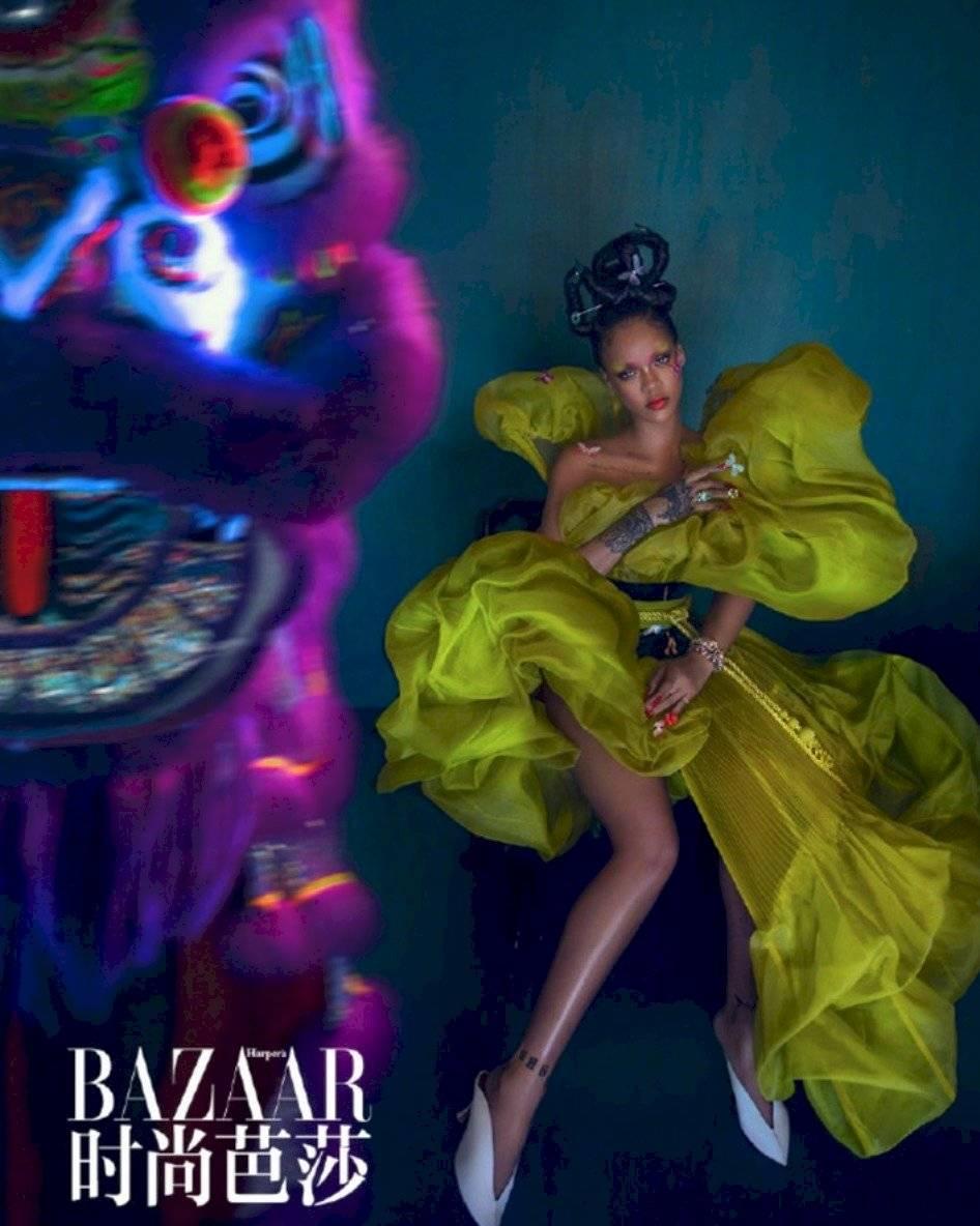 Rihanna portada