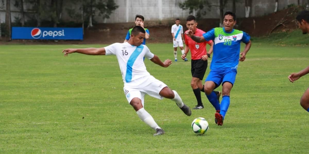 Selección Sub-23, en cuenta regresiva por el pase al clasificatorio olímpico