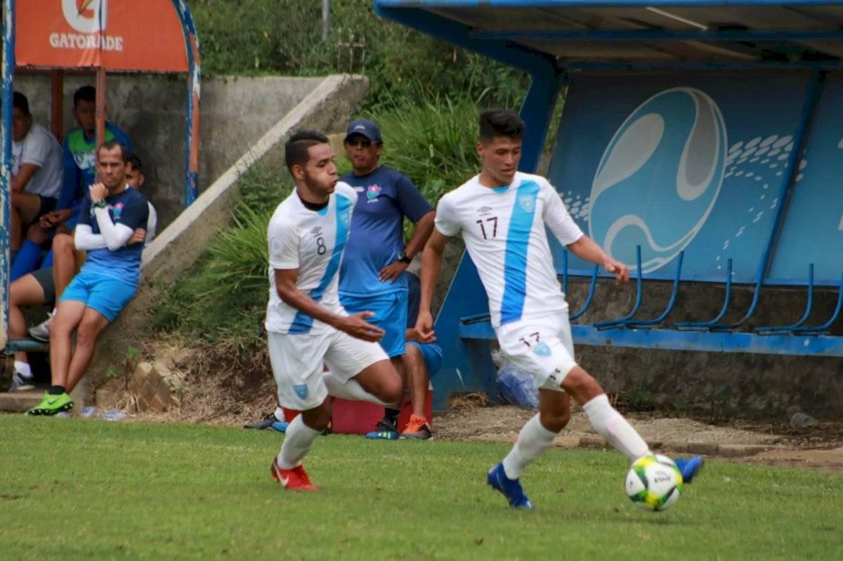 Selección Sub-23 Guatemala