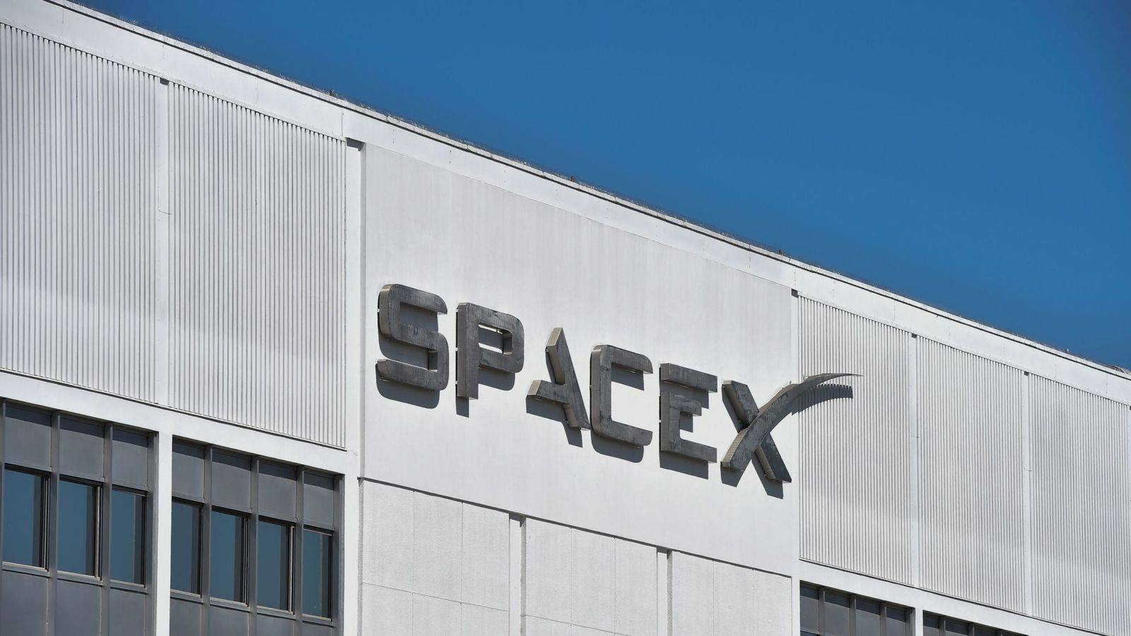 SpaceX fuego